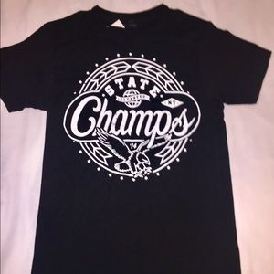 """State Champs """"Elevated"""" Eagle Tee"""